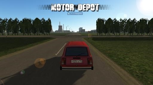 Motor Depot для Андроид