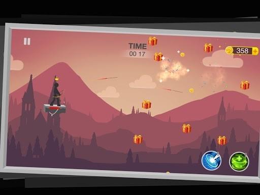 Скриншот Mr Bow для Андроид
