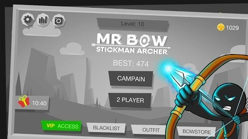 Mr Bow для Android