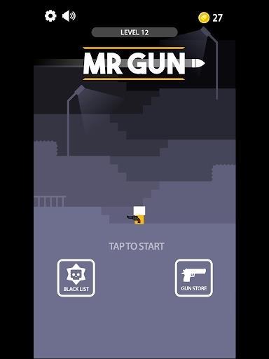 Скриншот Mr Gun для Андроид