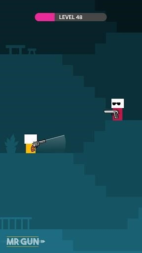 Приложение Mr Gun для Андроид