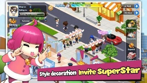 Скриншот My Sim Supermarket для Андроид