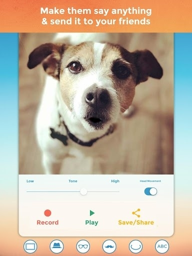 My Talking Pet для Android