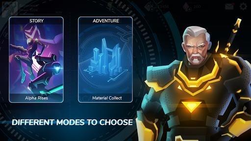 Приложение Overdrive II — Shadow Legion для Андроид
