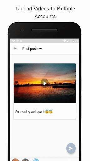 Приложение Pages Manager для Андроид