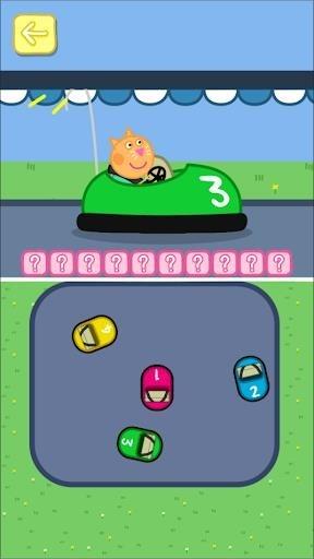 Скриншот Peppa Pig: Theme Park / Peppa Pig (Свинка Пеппа): Парк аттракционов для Андроид