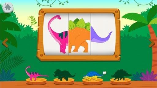 Приложение PINKFONG Dino World для Андроид