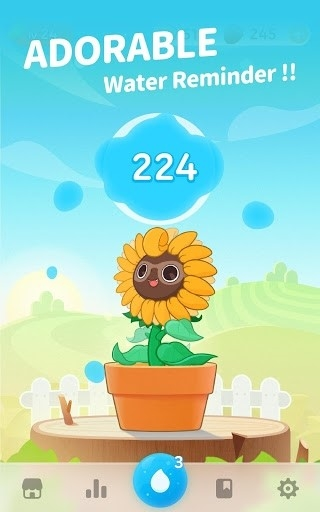 Plant Nanny — Water Reminder для Android