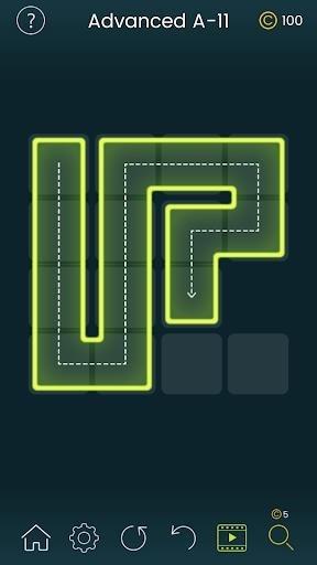 Приложение Puzzle Glow для Андроид