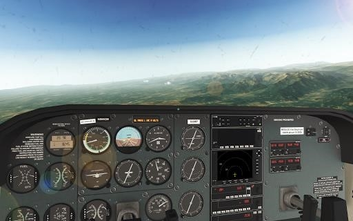 Приложение RFS — Real Flight Simulator для Андроид