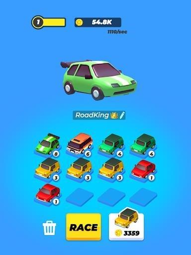 Скриншот Roadcrash.io для Андроид