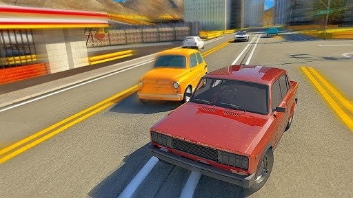 Скриншот Russian Cars Simulator для Андроид