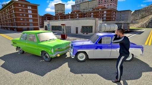 Russian Cars Simulator для Android