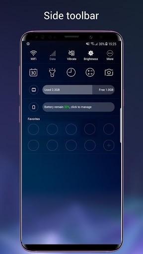 Приложение S9 Launcher для Андроид