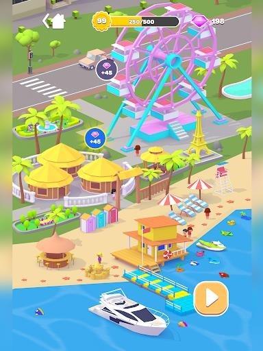 Скриншот Sand Balls для Андроид
