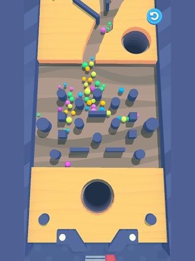 Приложение Sand Balls для Андроид