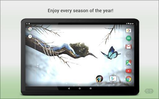 Скриншот Season Zen HD для Андроид