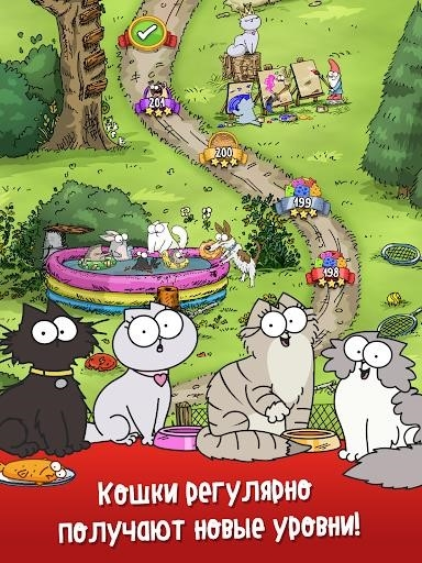 Simon's Cat — Crunch Time для Android