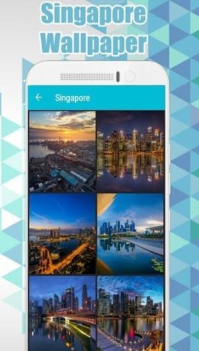 Приложение Singapore Wallpapers PRO 4K Singapore Background для Андроид