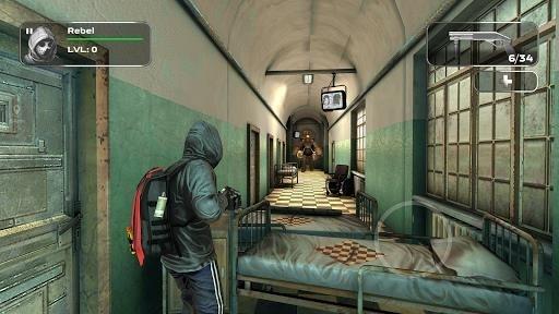 Скриншот Slaughter 3: Мятежники для Андроид