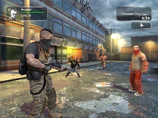 Slaughter 3: Мятежники для Android