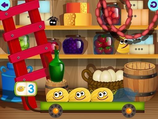 Смешная Еда 2! Развивающие Игры для Детей Малышей для Андроид