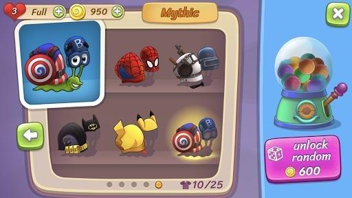 Snail Bob 3 для Android