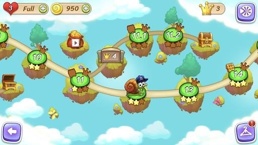 Приложение Snail Bob 3 для Андроид