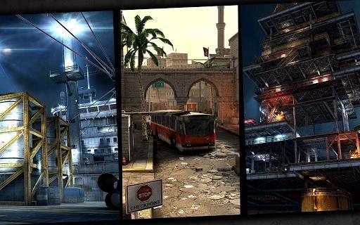 Скриншот Sniper Strike – FPS 3D Shooting Game для Андроид