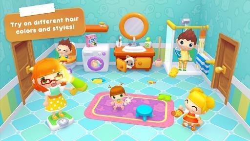 Sweet Home Stories — My family life play house для Андроид