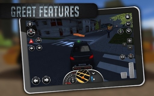 Скриншот Taxi Sim 2016 для Андроид