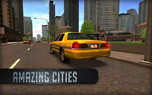 Приложение Taxi Sim 2016 для Андроид