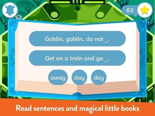 Приложение Teach Your Monster to Read — Phonics and Reading для Андроид