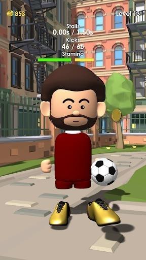 Скриншот The Real Juggle для Андроид