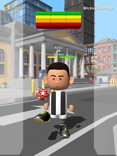 Приложение The Real Juggle для Андроид