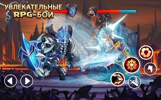 Tiny Gladiators 2 — Турнир по единоборствам для Android