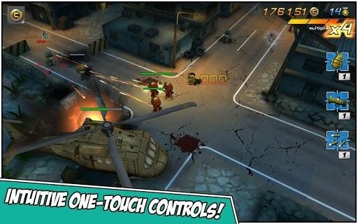 Приложение Tiny Troopers 2: Special Ops для Андроид