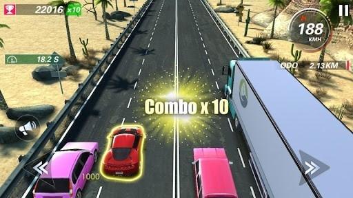 Traffic Fever для Андроид