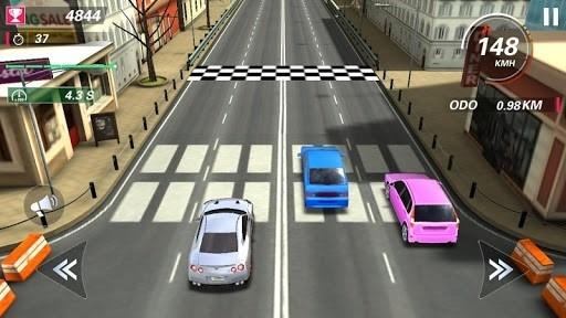 Приложение Traffic Fever для Андроид