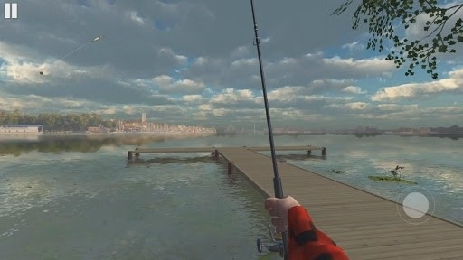 Скриншот Ultimate Fishing Simulator для Андроид