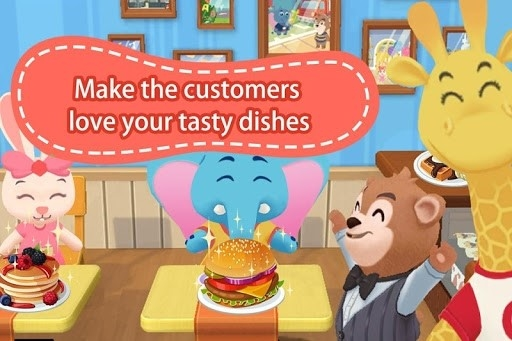 Скриншот Uncle Bear Restaurant для Андроид