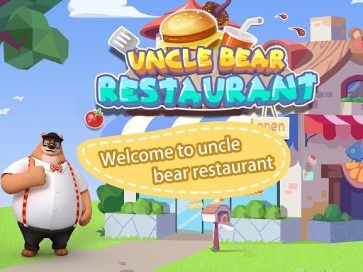 Приложение Uncle Bear Restaurant для Андроид