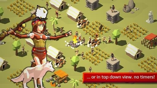 Viking Village RTS для Андроид