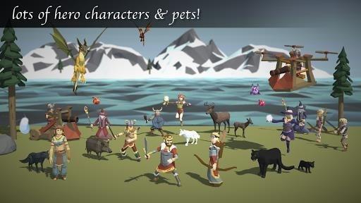 Приложение Viking Village RTS для Андроид