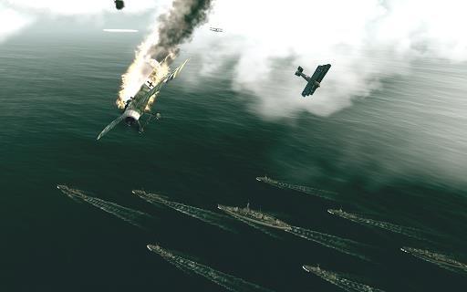 Warplanes: WW1 Sky Aces для Андроид