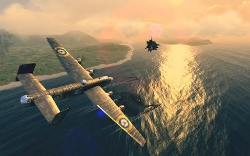Приложение Warplanes: WW2 Dogfight для Андроид