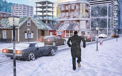 Приложение Winter City Shooter Gangster Mafia для Андроид