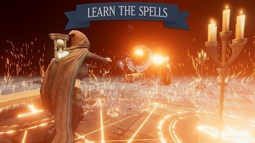 Скриншот Wizard Duel для Андроид