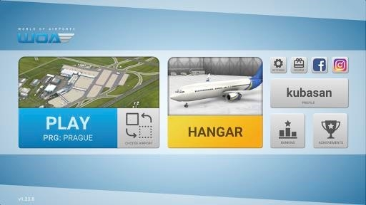 World of Airports для Android