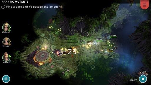 Xenowerk Tactics для Андроид
